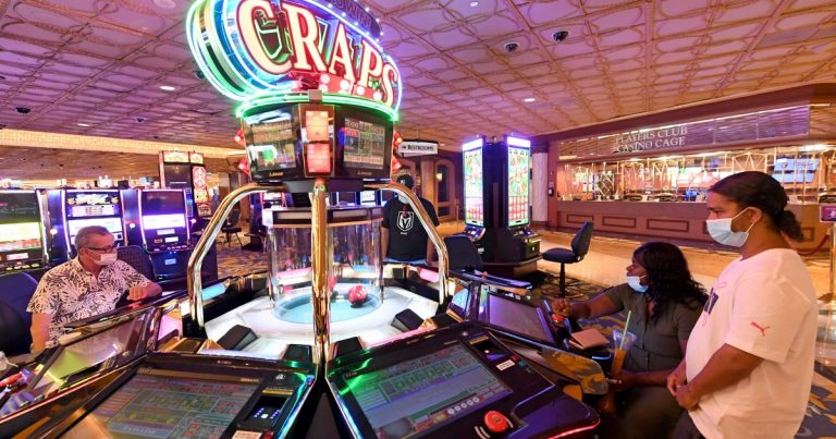 The Unexplained Thriller Into Casino Uncovered