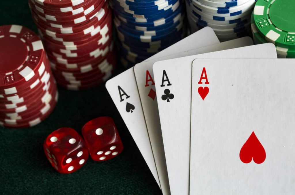 To Click Or To not Click: Online Casino And Running a blog